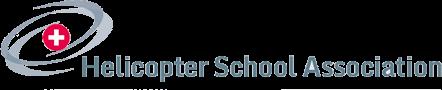 Logo Swiss Helicopter School Association