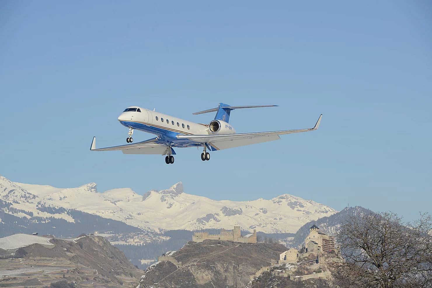 Jet aircraft - Partn'Air