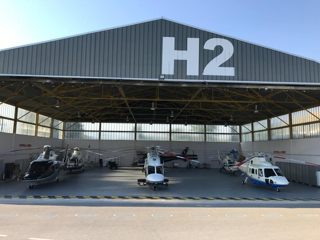 Hangarage Cannes Airport - Partn'Air Management - Partn'Air